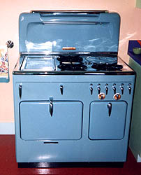 ranges Vintage stoves
